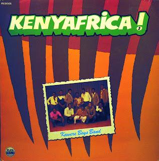 Kawere Boys Band - Kenyafrica ! vol.5,Playa Sound 1976