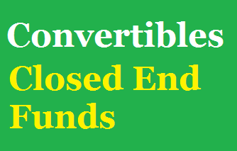Investing in Convertible Closed End Funds