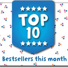 Top Ten Bestsellers for May