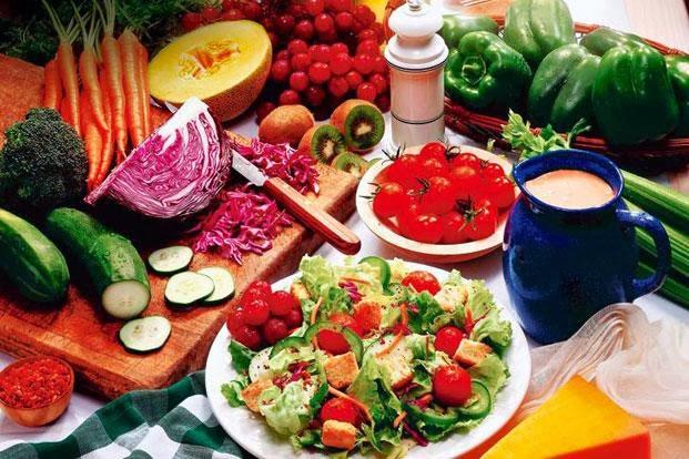 Vitamin C in vegetables