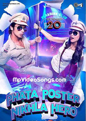 Free Download Phata Poster Nikla Hero (2013) Full Movie HD Mp4 Video Song