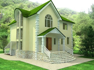 European Kerala Home Designs