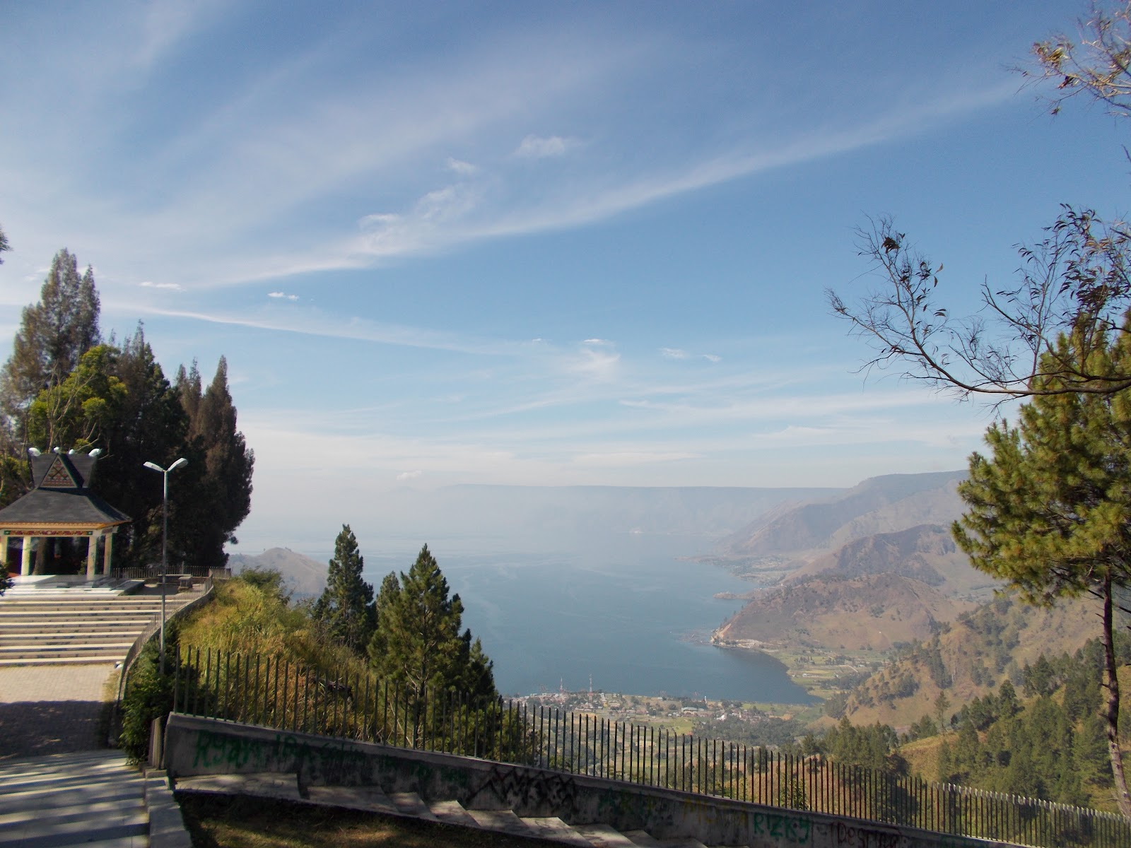 Panorama Wisata Iman di Bawah Langit Sidikalang