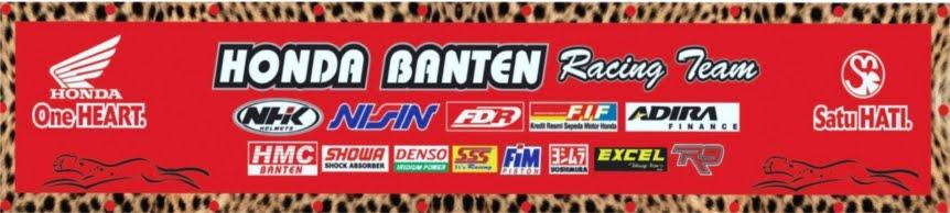 Honda Banten Racing Team ( HBRT )