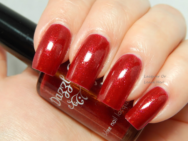 DazzleGlaze Persephone's Pomegranate