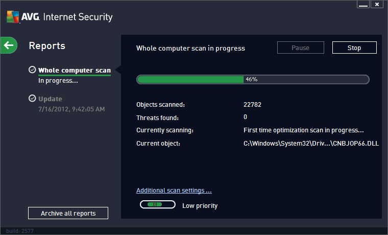 avg internet security 2013 serial number
