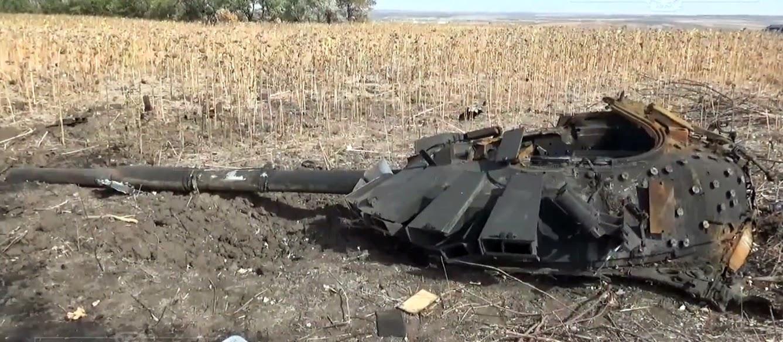 Sobre los T-64 y su desempeño en Ucrania 274921_original