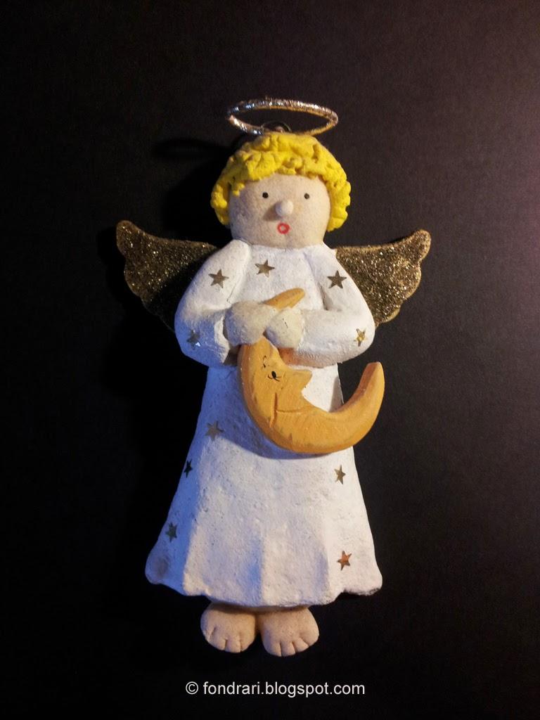 Trölladeig - engill