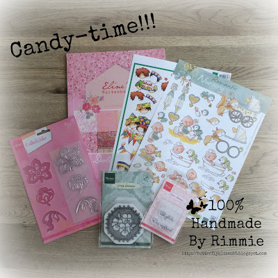 Candy bij Rimmie!