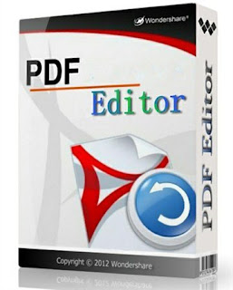 Wondershare PDF Editor 3.1.0.6 + Key Full Version Free Download