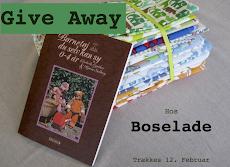 Giveaway hos Boselade