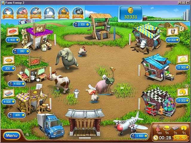 Farm Frenzy Android FULL APK İNDİR