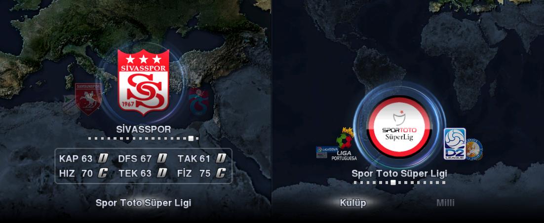 PES 2012 Spor Toto Süper Lig Yaması iNdir PES12 Süper Lig Yaması