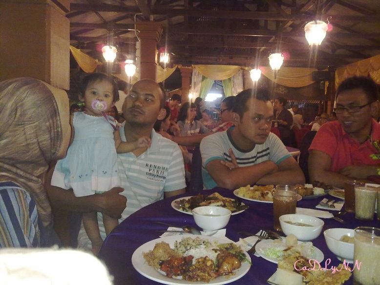 Restoran rebung wedding