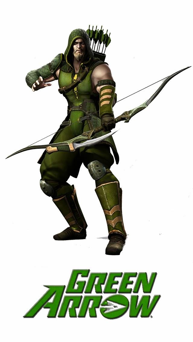 green arrow injustice wallpaper green arrow iphone 5s