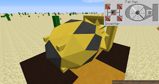 Hbm's Nuker Mod para Minecraft 1.7.10