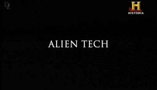Alienígenas. Tecnología extraterrestre [Documental | AVI | Español | 798.98 MB]
