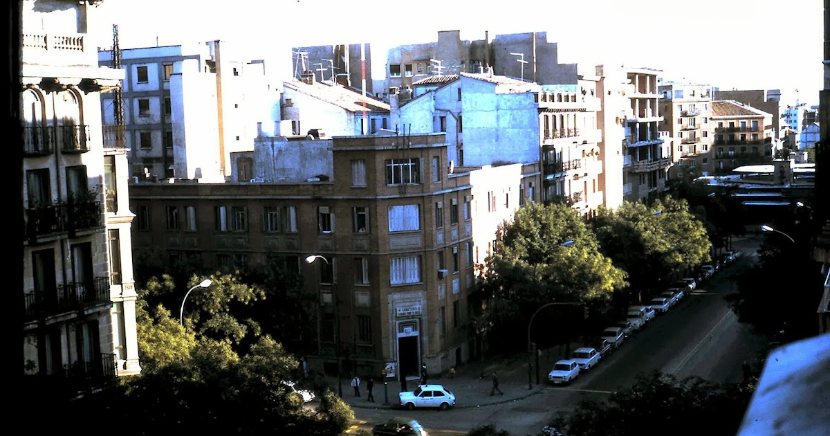 La plaza de olavide esquina eloy gonzalo trafalgar y for Alvarez de castro