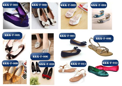 PRE-ORDER Sepatu Ladies KAKIKV