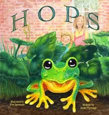 HOPS by author Anita Turnage