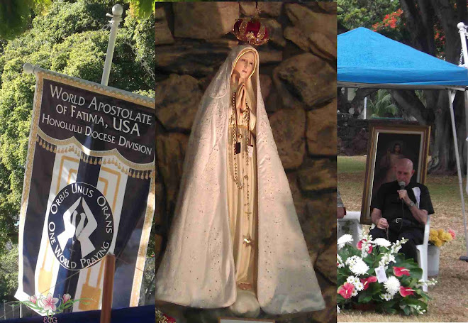 World Apostolate of Fatima - Hawaii Division