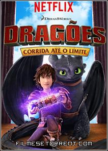 Dragões Corrida até o Limite 3 Temporada Torrent HDTV