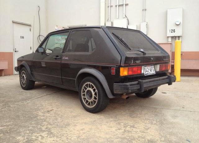 1984 VW Rabbit Gti  Buy Classic Volks