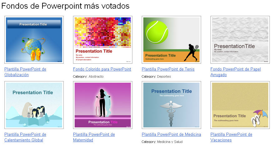 plantillas de power point gratis para descargar desde i started
