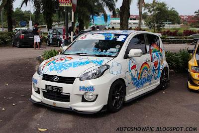 Doraemon Myvi SE 2