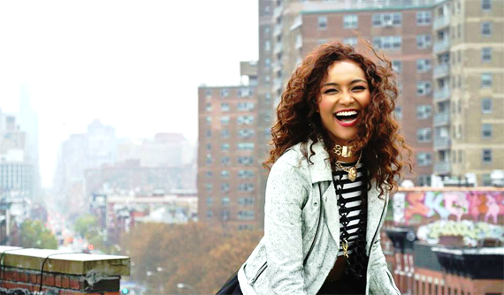 Crystal Kay goes shopping, snatches Gotye's curls and celebrates her 28th birthday | Random J Pop