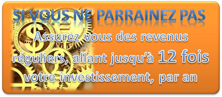 MultiWin Plan un revenu passif 12 fois par an