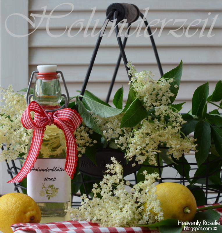 heavenly rosalie zeit f r neuen holundersirup. Black Bedroom Furniture Sets. Home Design Ideas