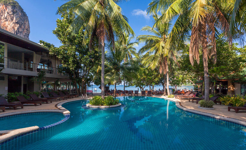 Best Rooms At Sand Sea Resort Railay Beach