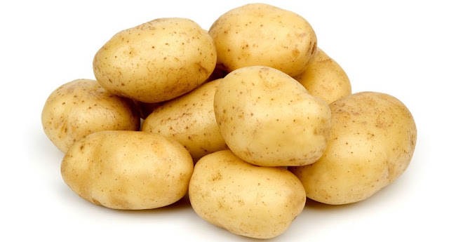 Patatas y plantas en biologia