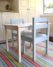 kids table &amp; chairs