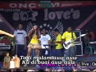 Auw Auw - STAR LOVE, Vocal Ayu Vanora