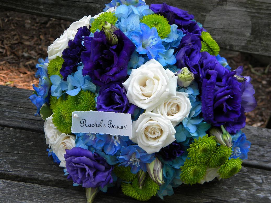 White Wedding Flowers In September : Wedding flowers from springwell september
