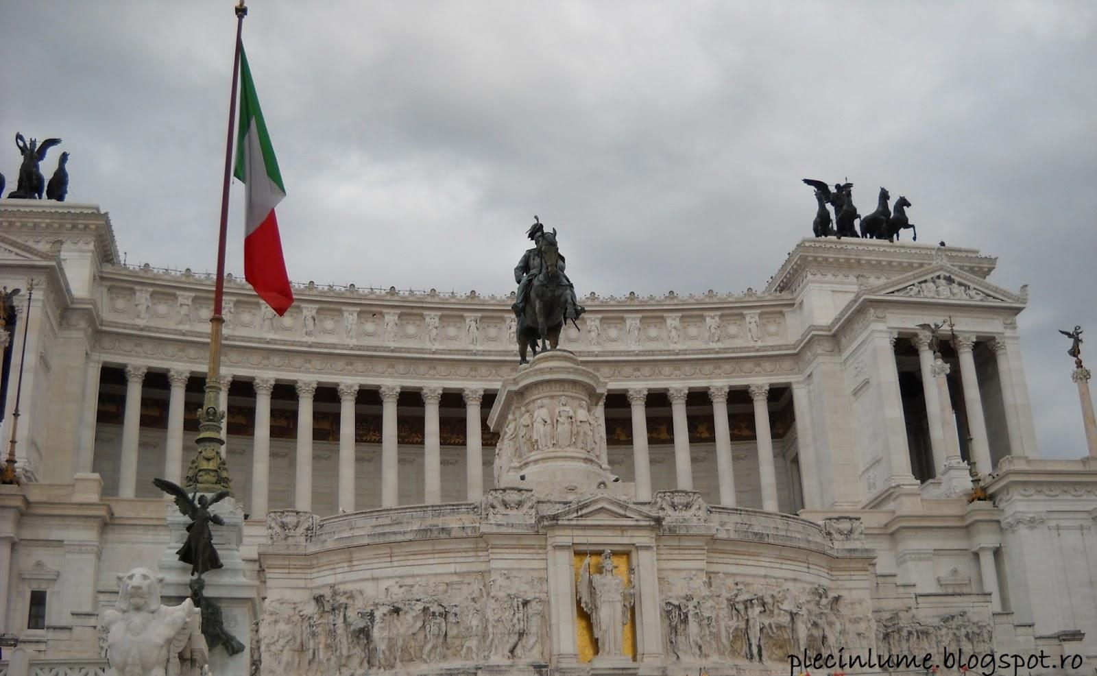 Monumentul Vittorio Emanuelle II