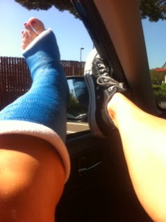 how to tell if you have a broken ankle