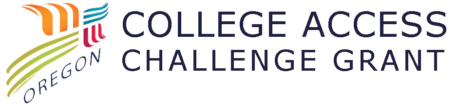 Oregon College Access Challenge Grant