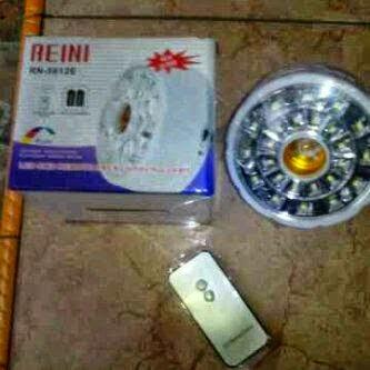 jual lampu emergency led remote harga murah