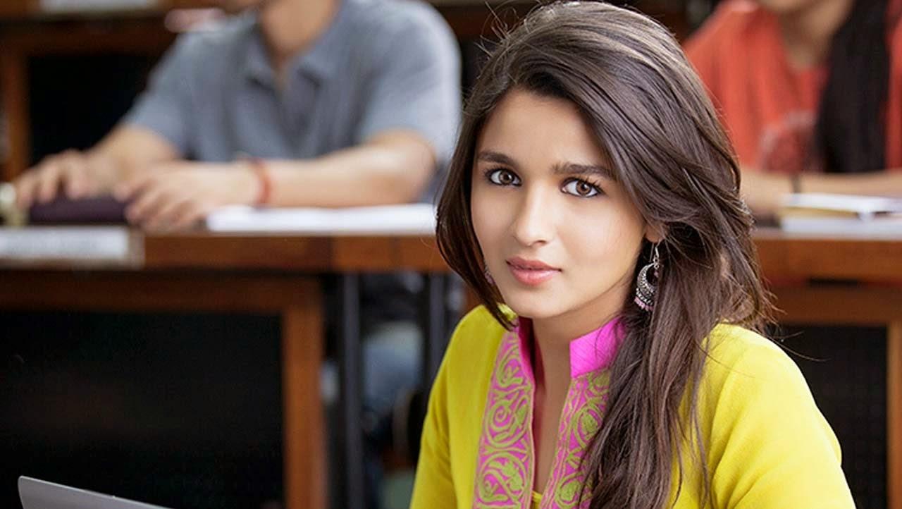 Cute Alia Bhatt in 2 States Movie Song Mast Magan