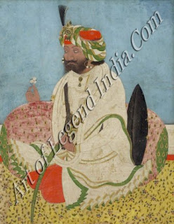 Maharaja Gulab Singh of Jammu and Kashmir