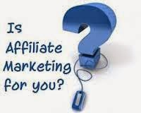 Is affiliate marketing for you?