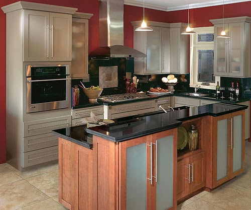 One Helpful Trick When Redesigning Your Kitchen Area Is Simply By Utilizes  Any Extra Rack Space. If Thereu0027s Room For It, Set Up A Few Cookbooks Or  Kitchen ... Part 62