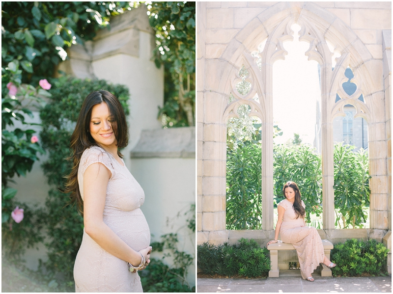 palm beach florida maternity photography