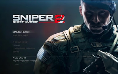 Sniper Ghost Warrior 2 Games for windows