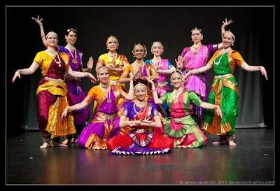 индийски танци в софия
