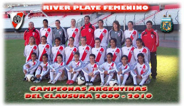 CAMPEONAS DEL CLAUSURA DE ARGENTINA 2009 - 2010
