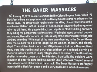 The Baker Massacre